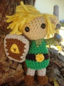 ZELDAAA!...Well, Link...