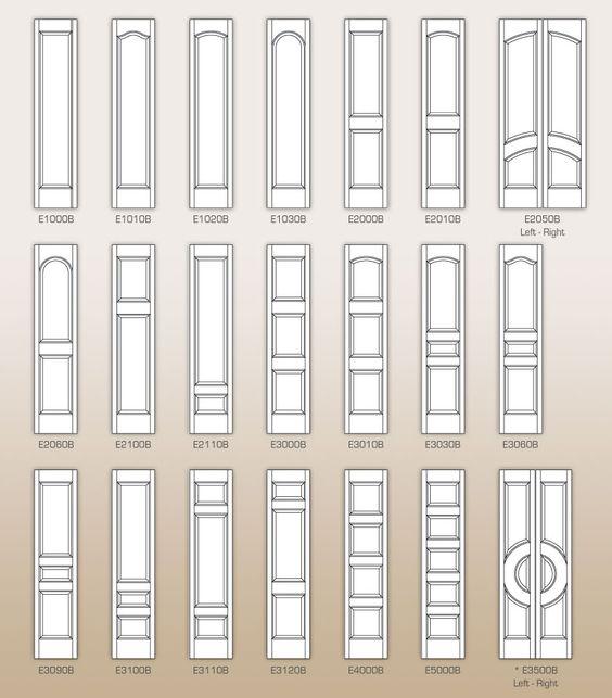 Custom Paint Grade Interior Doors By Doors For Builders