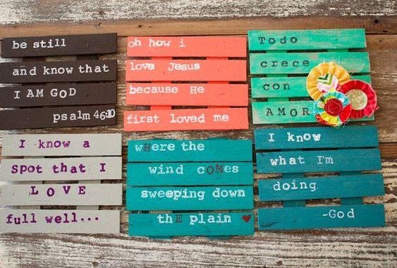 LOTS of craft inspiration...