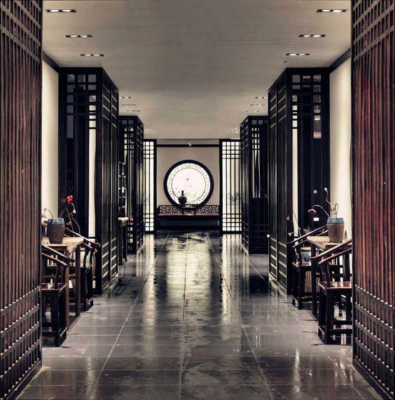 Design Style Chinese Interior Decor Chinese Style Interior Design