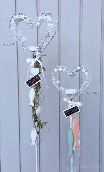 groß+Herz+mit+Teelichthalter+für+Kommunion+von+Crafts+&+Deco+auf+DaWanda.com