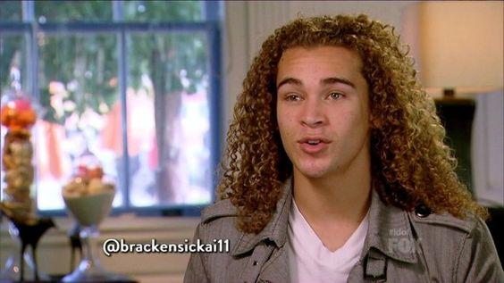 DeAndre Brackensick Medium Curls