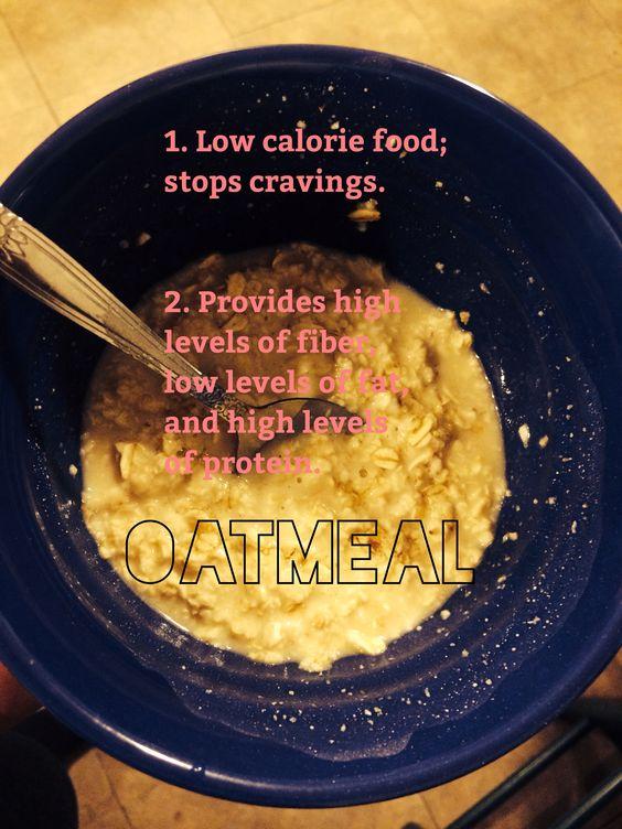 Food #oatmeal #eatclean