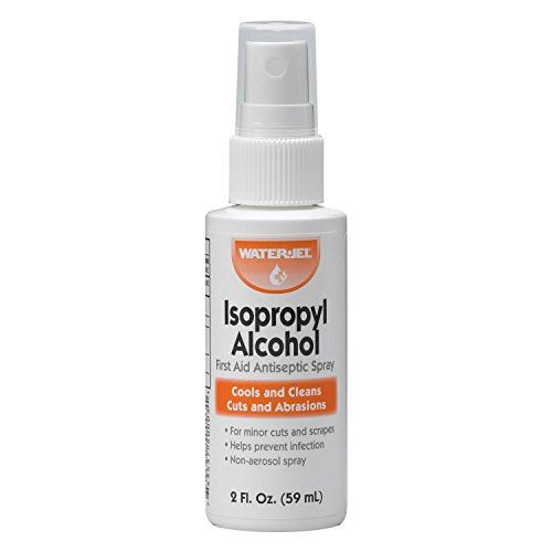Isopropyl Alcohol Non Aerosal Antiseptic Product 2 Ounce Spray