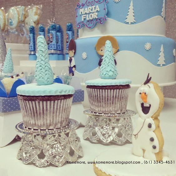 Festa Linda Tema Frozen