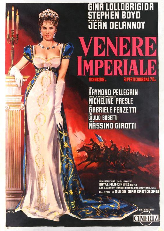 Venere imperiale, 1962