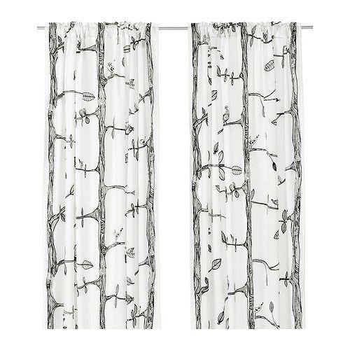 $14.99 Ikea curtains (Eivor)