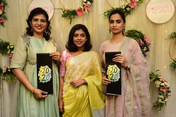 'Popsicle' Fashion and Lifestyle pop-up by Selvi Mahesh at Folly Hall, Amethyst