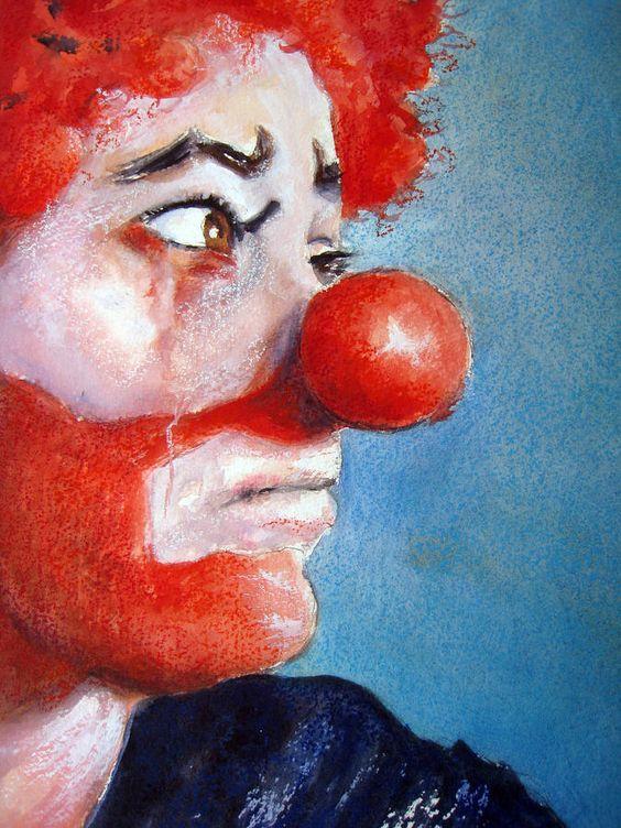 So Sad Painting  - So Sad Fine Art Print