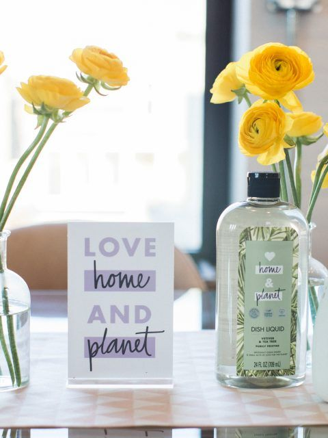 Love Home Planet Press Day Event Planning