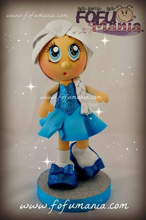baby princess Elsa!