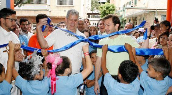 Ramón Muchacho: En Chacao masificamos el deporte para ser ejemplo y campeones
