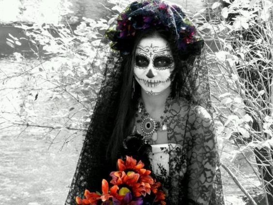Dia de los muertos idea