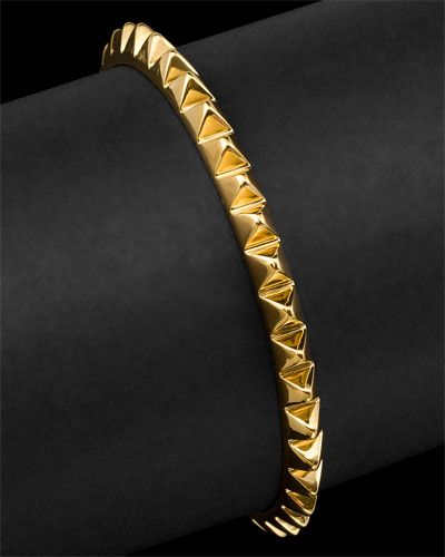 Melinda Maria 'Pyramid' Bracelet