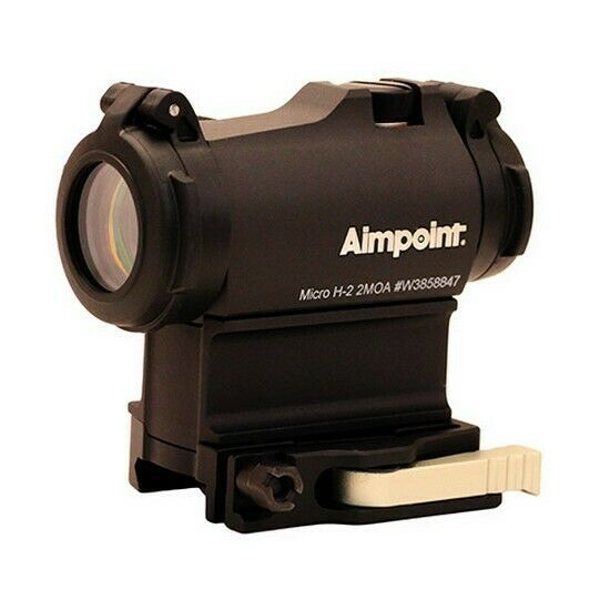 Ad Ebay Aimpoint 200211 Micro H2 Sight 2 Moa Lrp Mount 39mm