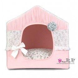 Casa Perro Lace Pink Pretty Pet