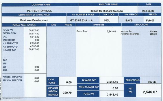 Get Original Payslips For Your Employ At Each Additional