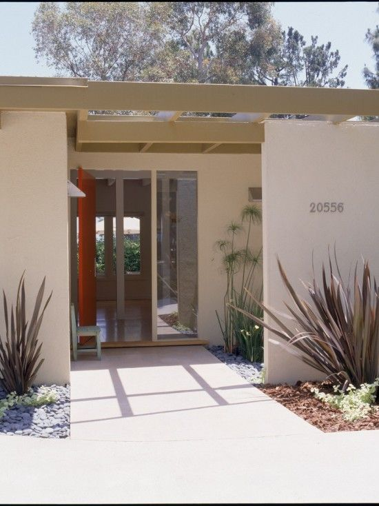 Modern Ranch Mid Century Modern And Style On Pinterest