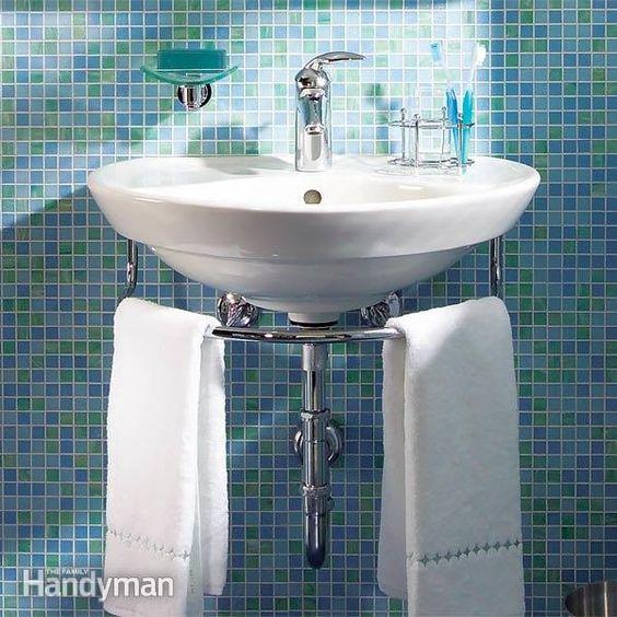 Dizzy Stylish Bathroom