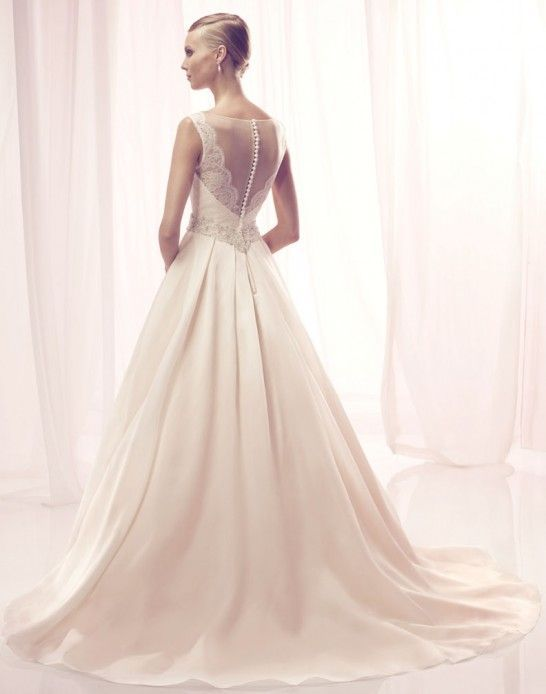 Truly Classic Casablanca Wedding Dresses 2015 Collection:
