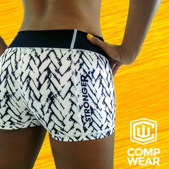 Crossfit Shorts for Women