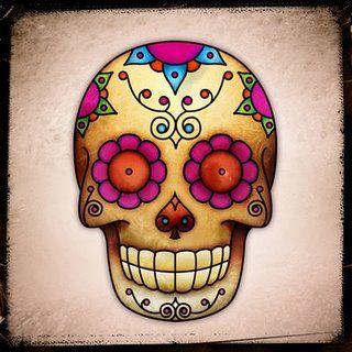 Resultados da Pesquisa de imagens do Google para http://4.bp.blogspot.com/_XoP2D1dxo74/TBo_akFVGBI/AAAAAAAABKQ/HBoyOcT7Rxw/s400/caveira%2Bmexicana1.jpg