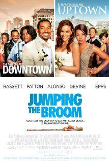 Jumping the Broom. movie website: http://www.jumpingthebroom-movie.com/ #watch_this