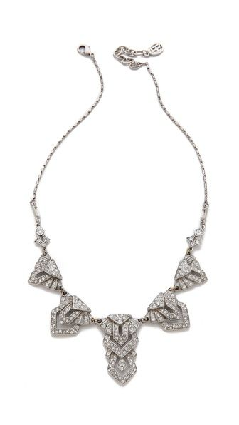 Ben-Amun Deco Crystal Necklace http://www.shopbop.com/deco-crystal-necklace-ben-amun/vp/v=1/1581970533.htm?folderID=2534374302060432&fm=other&colorId=11456
