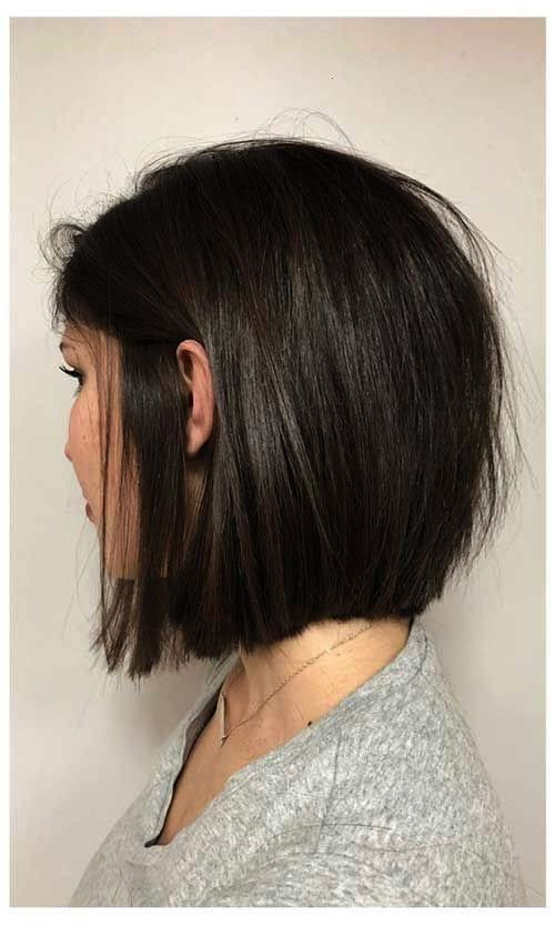 Hairstyles Straight Short Chic Hair For 2020 Chic Short