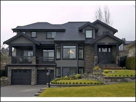 94 The Quintessential Guide To House Goals Mansions Dream Homes Luxury Page 12 Myblogika Com Exteriordesignide Hauswand Haus Architektur Moderne Aussenturen