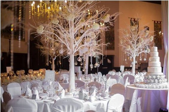 Warwick Castle weddings | Inspiration for your white winter weddings