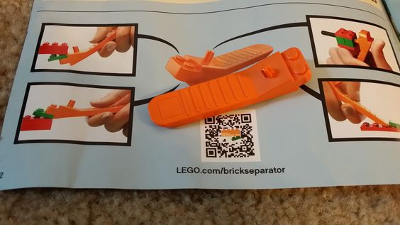 My son doesn't know it yet, but he got the best Lego present ever today. - Imgur