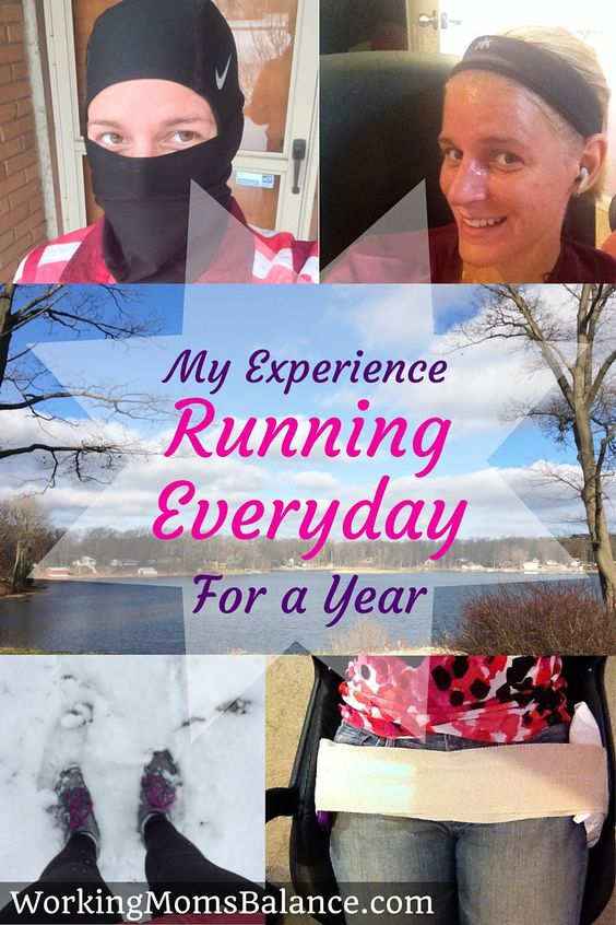 My Experience Running Everyday For a Year: