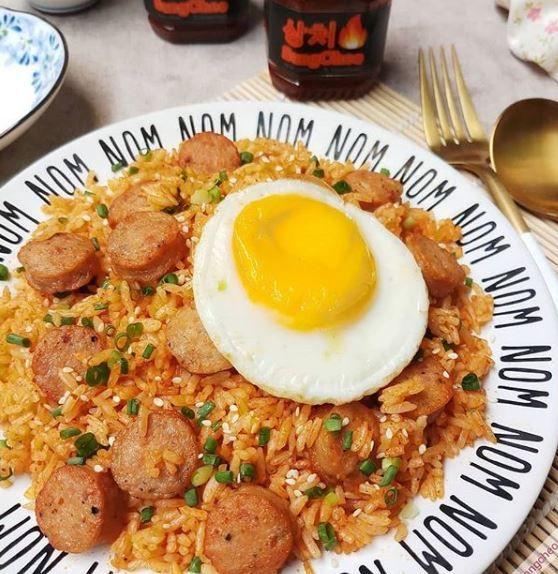 Resep Nasi Korea Istimewa Masakan Makanan Korea Resep