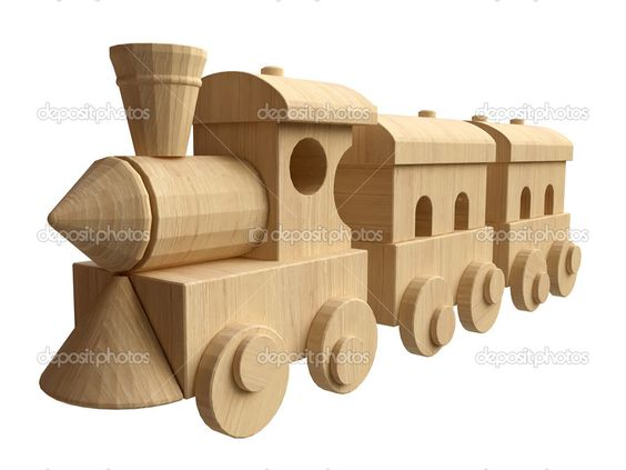 plans for wood toy trains | Easy DIY Woodworking Plans