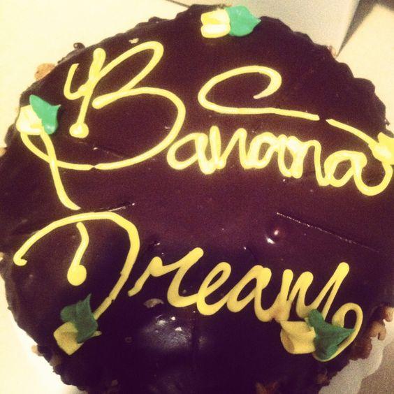 Toojays Banana Cake