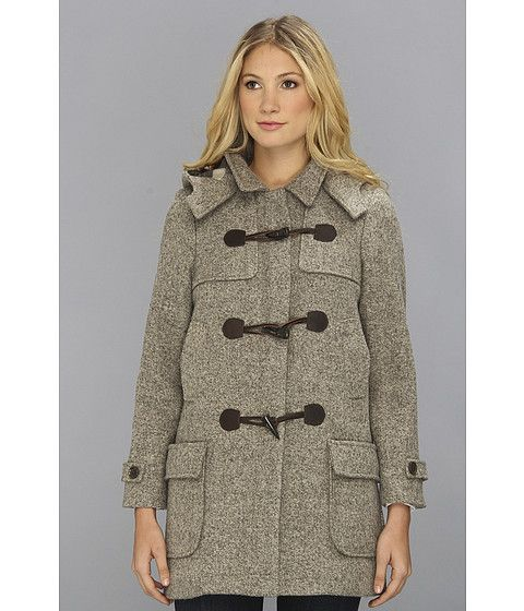 The Portland Collection by Pendleton Cave Junction Toggle Coat Fog - Zappos.com Free Shipping BOTH Ways