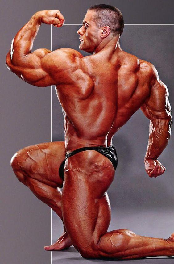 Evan Great body building Here,