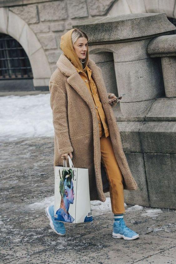 50 Gorgeous Winter Street Style Ideas For Women