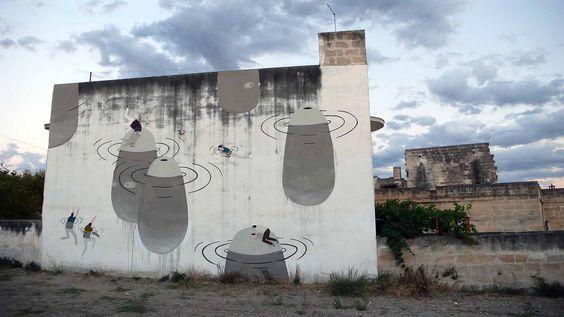 street art | escif