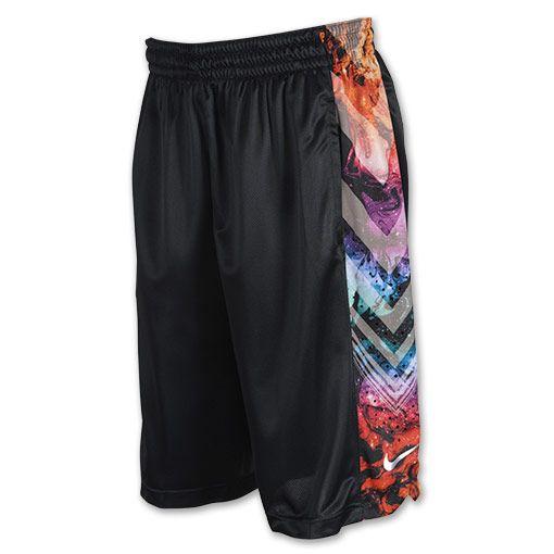 Black Nike Basketball Shorts