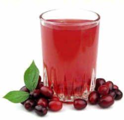 Massachusetts State Beverage - Cranberry Juice