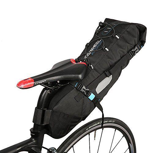 Roshweel Vollstandig Wasserdichte Fahrrad Satteltasche