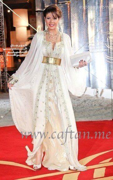 Le Best Off de Leila Hadioui en Caftan Festival 2012 | CAFTAN.ME