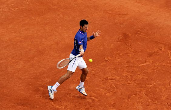 Novak Djokovic n'a pas traîné pour éliminer Guido Pella.