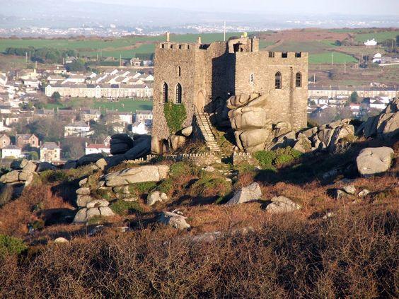 Carn Brea Castle/  World • United Kingdom • England Cornwall