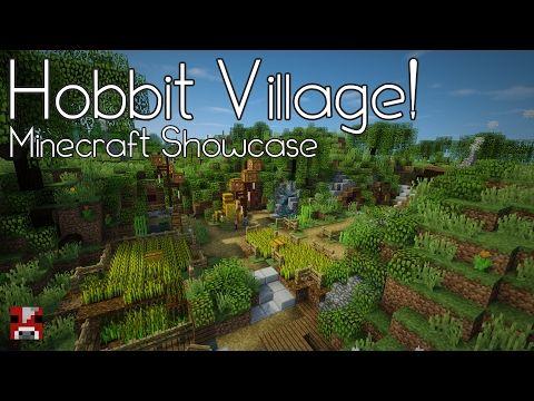 Hobbit Village Final Showcase World Download Youtube Twitter Video You Youtube Social Media Video