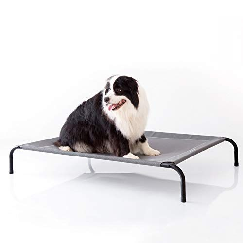 Petsure Elevated Dog Bed Small Raised Dog Cot For Small Dogs
