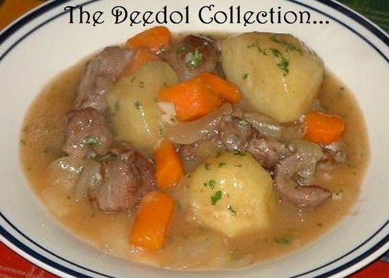 Traditional Irish Stew.... https://grannysfavorites.wordpress.com/2016/08/18/traditional-irish-stew/