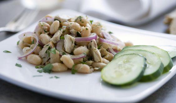 Recipes for Health - Tuna and Bean Salad - NYTimes.com